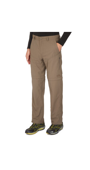 The North Face Horizon Convertible Pant Men Regular weimaraner brown